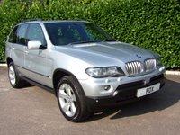 2004 BMW X5 4.4 SPORT 5d AUTO 316 BHP £5495.00