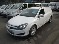 2009 VAUXHALL ASTRA 1.7 CDTI SPORTIVE  MODEL   DIESEL  SIX SPEED ONE OWNER LEX LEASE FULL PRINT OUT  HISTORY   £2995.00