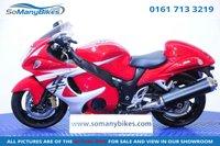 2015 SUZUKI GSX1300R HAYABUSA RA - ABS - Clean bike £8795.00