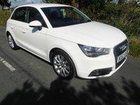 2013 AUDI A1 1.6 SPORTBACK TDI SPORT 5d 103 BHP £8995.00