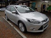 2013 FORD FOCUS 1.6 ZETEC TDCI 5d 113 BHP £5695.00