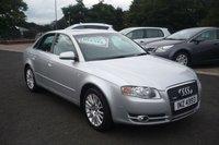 2006 AUDI A4 2.0 TDI SE 4d 140 BHP £4750.00