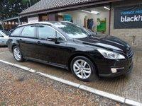 2012 PEUGEOT 508 1.6 HDI SW ACTIVE 5d 112 BHP £5995.00