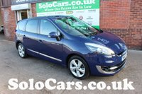 2012 RENAULT SCENIC 1.5 GRAND DYNAMIQUE TOMTOM ENERGY DCI S/S 5d 110 BHP £7299.00