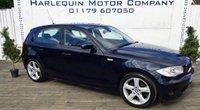 2005 BMW 1 SERIES 2.0 118D ES 5d 121 BHP £3499.00