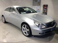 2005 MERCEDES-BENZ CLS CLASS 3.5 CLS350 4d AUTO 272 BHP £8995.00