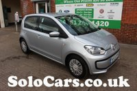 2013 VOLKSWAGEN UP 1.0 MOVE UP BLUEMOTION TECHNOLOGY 5d 59 BHP £5399.00