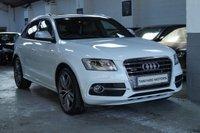 2013 AUDI SQ5 3.0 TDI BiTDI Tiptronic QUATTRO 5d AUTO 309 BHP £35995.00