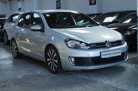 2011 VOLKSWAGEN GOLF 2.0 GTD TDI 5d 170 BHP £12495.00