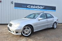 USED 2002 02 MERCEDES-BENZ C 32 AMG C32 AMG  RUST FREE IMPORT+LOW MILEAGE