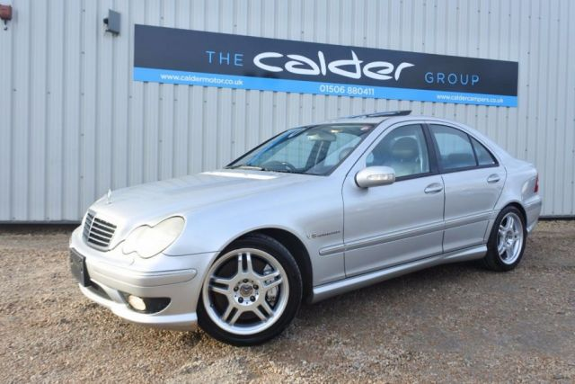 View our MERCEDES-BENZ C 32 AMG