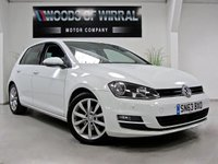 2013 VOLKSWAGEN GOLF 2.0 GT TDI BLUEMOTION TECHNOLOGY 5d 148 BHP £12980.00