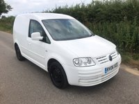 USED 2006 06 VOLKSWAGEN CADDY C20 SDI