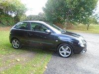 2008 SEAT IBIZA 1.9 SPORTRIDER TDI 3d 99 BHP £SOLD