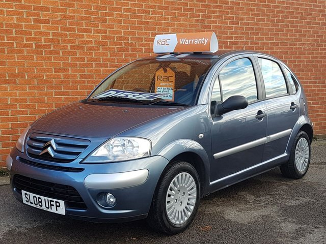 2008 08 CITROEN C3 1.4 CACHET HDI 5d ** £30 Road Tax & 74 MPG **