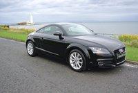 2012 AUDI TT 2.0 TDI QUATTRO SPORT 2d 168 BHP £14495.00