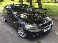 2009 BMW 3 SERIES 2.0 318D M SPORT 4d 141 BHP £7850.00