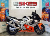 1998 S YAMAHA YZF 600 R THUNDER CAT 600cc SUPER SPORTS £1795.00