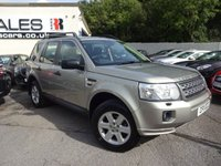 USED 2011 11 LAND ROVER FREELANDER 2.2 TD4 GS 5d 150 BHP NATIONALLY PRICE CHECKED DAILY