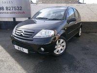 2009 CITROEN C3 1.6 AUTO EXCLUSIVE 16V 5dr £3395.00