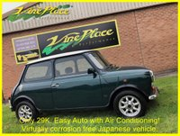 1995 ROVER MINI 29000 miles.Tartan Ltd Edition  Auto with air con. £7000.00
