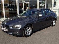 2012 BMW 3 SERIES 2.0 320D EFFICIENT DYNAMICS 4 DR  £12499.00