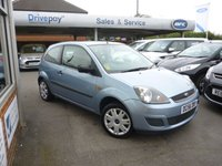 2006 FORD FIESTA 1.4 STYLE 16V 3d 78 BHP £3999.00
