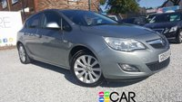 2010 VAUXHALL ASTRA 1.6 EXCLUSIV 5d 113 BHP £4995.00
