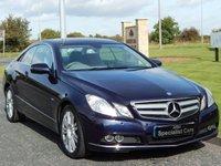 2009 MERCEDES-BENZ E CLASS 2.1 E250 CDI BLUEEFFICIENCY SE 2d AUTO 204 BHP £12990.00