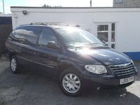 2005 CHRYSLER GRAND VOYAGER 2.8 LIMITED 5d AUTO 150 BHP £5590.00