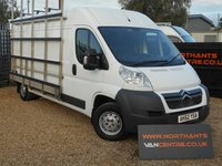 2012 CITROEN RELAY 2.2 35 L3H2 HDI 5d 130 BHP WINDOW/GLASS FRAIL VAN £8990.00
