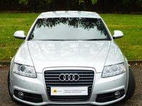 2010 AUDI A6 2.0 TDI S LINE SPECIAL EDITION 4d 168 BHP £9995.00