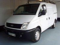 2009 LDV MAXUS 2.5 SWB SHR 1d 95 BHP £4299.00
