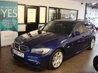 2009 BMW 3 SERIES 2.0 320D M SPORT TOURING 5d AUTO 175 BHP £9495.00