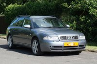 USED 2001 51 AUDI S4 AVANT 2.7 S4 AVANT QUATTRO 5d 261 BHP STUNNING CAR LEATHER SEATS VGC