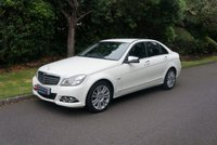 USED 2012 61 MERCEDES-BENZ C CLASS 2.1 C220 CDI BLUEEFFICIENCY ELEGANCE ED125 4d AUTO 170 BHP