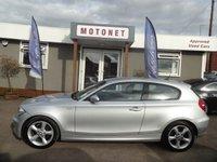 2008 BMW 1 SERIES 1.6 116I EDITION ES 3d 121 BHP £6440.00