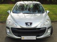 2010 PEUGEOT 308 1.6 S 5d 120 BHP £2995.00