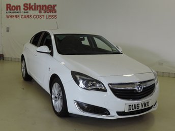 2016 VAUXHALL INSIGNIA 1.8 SRI 5d 138 BHP with 18in Alloys £11999.00
