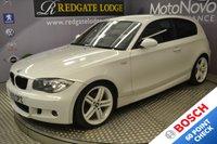 2009 BMW 1 SERIES 2.0 120D M SPORT 3d 175 BHP £8494.00