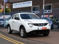 USED 2010 60 NISSAN JUKE 1.6 VISIA 5 DOOR HATCH  AIRCON ~ ALLOYS ~ FULL HISTORY