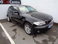 2005 BMW 1 SERIES 1.6 116I SE 5d 114 BHP £3795.00