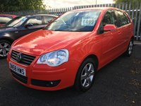 USED 2008 58 VOLKSWAGEN POLO 1.4 MATCH 5d 79 BHP