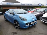 2011 RENAULT WIND ROADSTER 1.1 GT LINE TCE 2d 100 BHP £5999.00