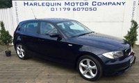 2009 BMW 1 SERIES 2.0 118I SE 5d 141 BHP £6499.00