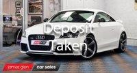 2014 AUDI TT 2.5 RS PLUS TFSI QUATTRO 2d AUTO 355 BHP £32000.00