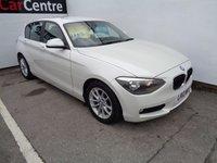 2012 BMW 1 SERIES 2.0 118D SE 5d 141 BHP £10675.00