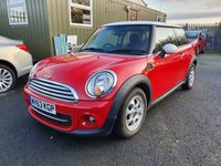 2013 MINI HATCH COOPER 1.6 COOPER D 3d 112 BHP £6995.00