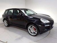 2008 PORSCHE CAYENNE 4.8 GTS TIPTRONIC S 5d AUTO 405 BHP £19995.00