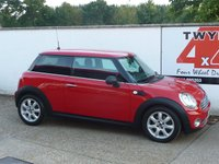 2009 MINI HATCH ONE 1.4 ONE 3d 94 BHP £4995.00